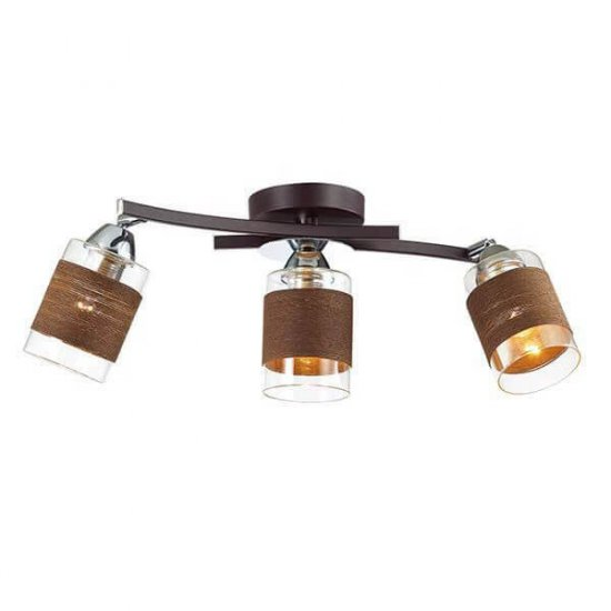 Споты Lumion Filla Brown 3030/3CA