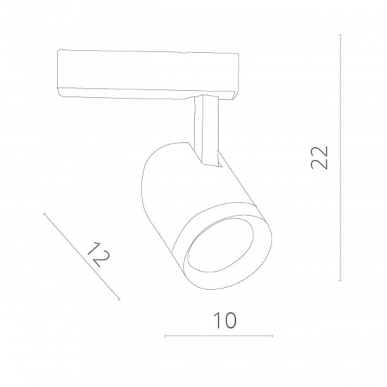 Светильник Arte Lamp A1710 A1730PL-1WH