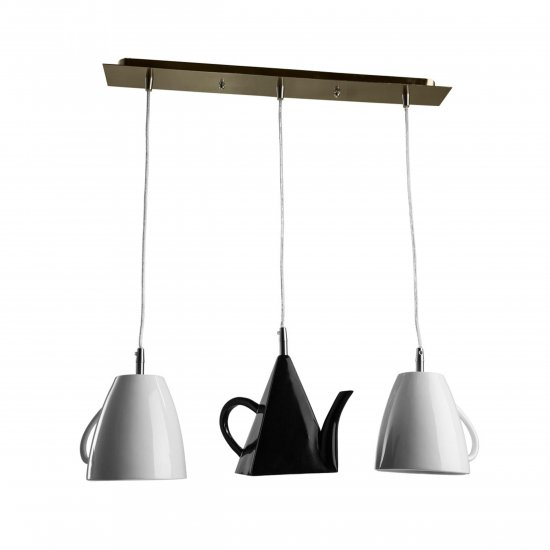 Светильник Arte Lamp CAFETERIA A6604SP-3WH