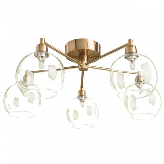 Светильник Arte Lamp ROSARIA A8564PL-5RB