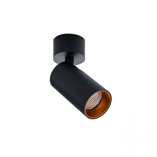 Светильник Italline  SD 3043 black+RING for 10W